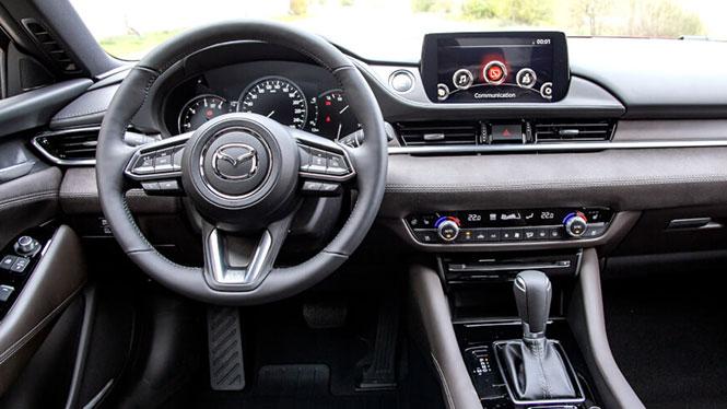 Mazda 6 Interieur