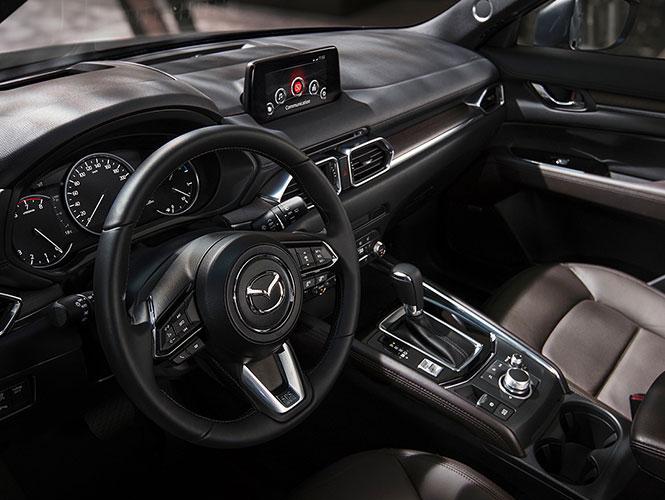 Mazda CX-5 Gebrauchtwagen Innenausstattung vorne