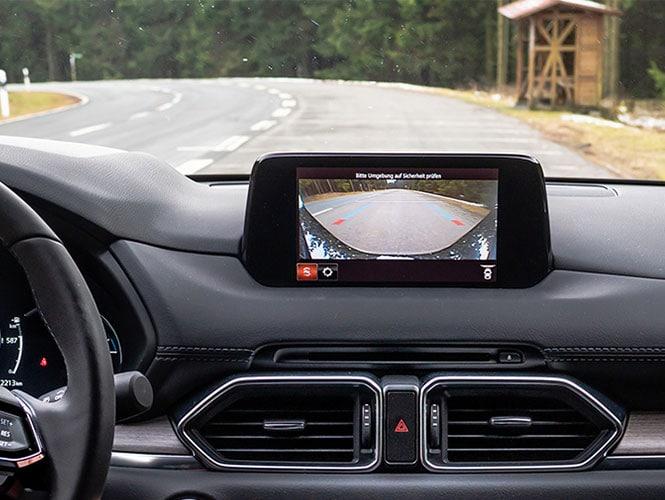 Mazda CX-5 Innenausstattung und Cockpit