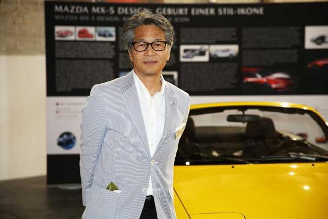 Mazdas Programm-Manager Nobuhiro Yamamoto