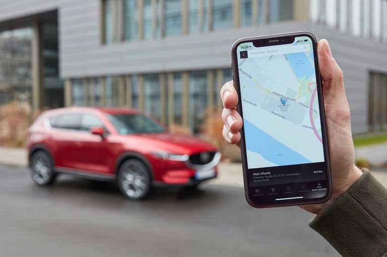 Mazda-CX-5-2021-mit-MyMazda-App